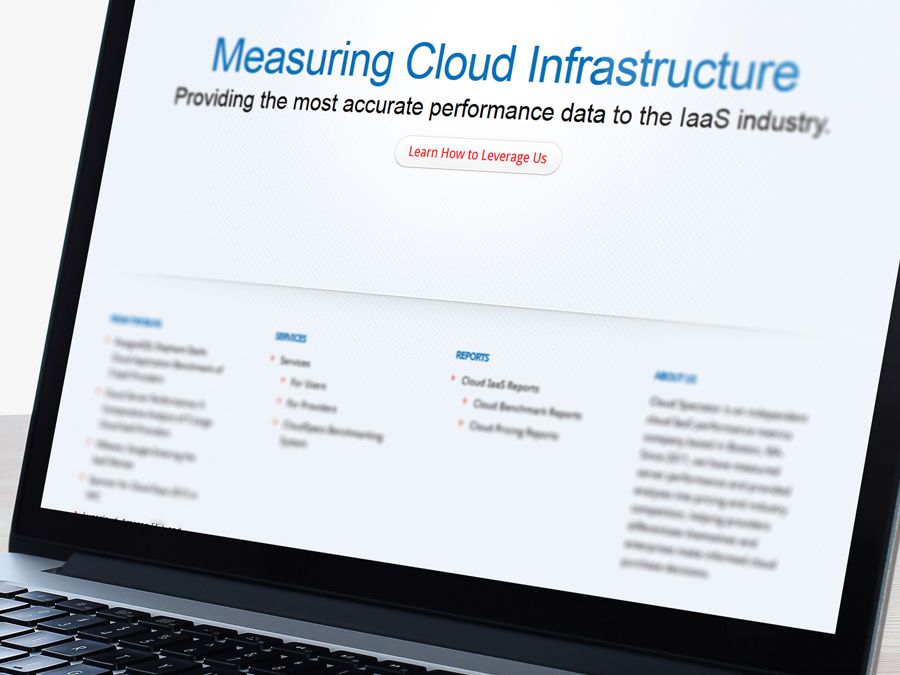 Cloud Benchmarking 2